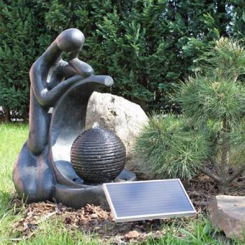 Fontaines solaires - Fontaine Solaire Jardin -Découvrez notre gamme ...