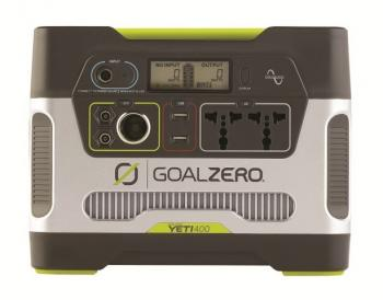 Photo Batterie Solaire Yeti 400  GOAL ZERO
