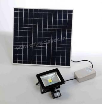 lampe solaire led avec detecteur gifi