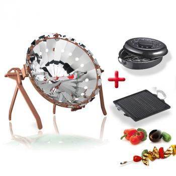 Barbecue Solaire CooK UP 200 Kit Accessoires