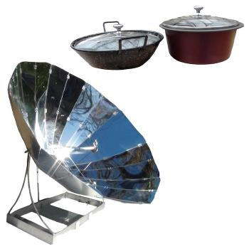 Barbecue Solaire CooK2 Simply Kit Accessoires