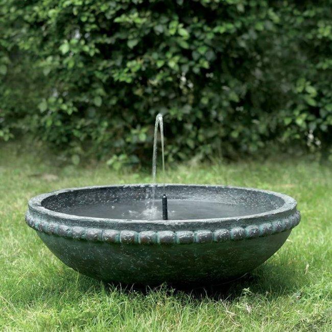 vasque avec jet d eau Fontaine Solaire Flottante Jet du0027Eau 150 Smart Solar