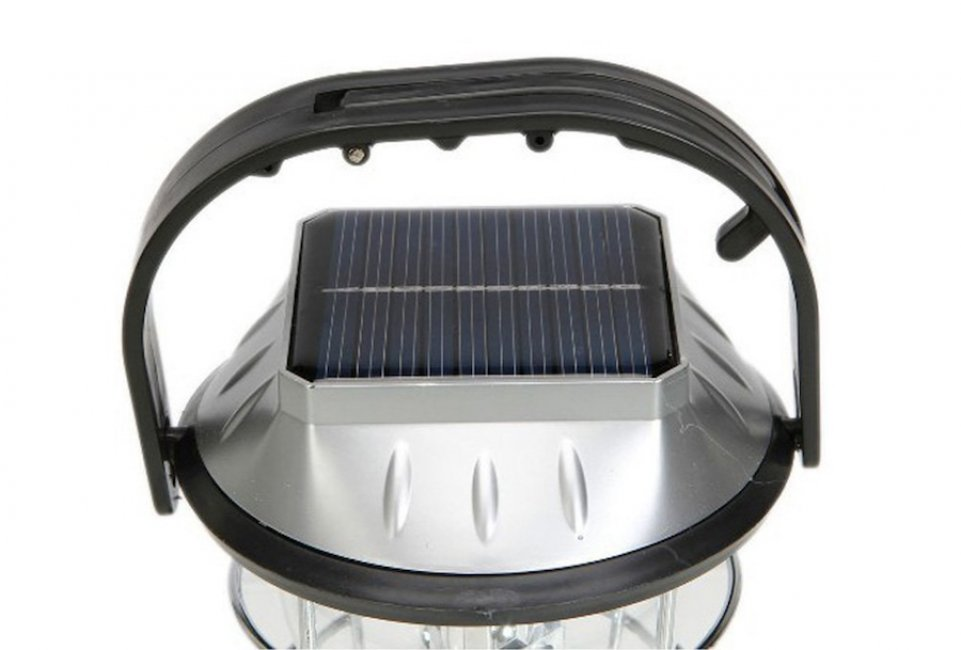 Lanterne Solaire Camping Dynamo 36 LED