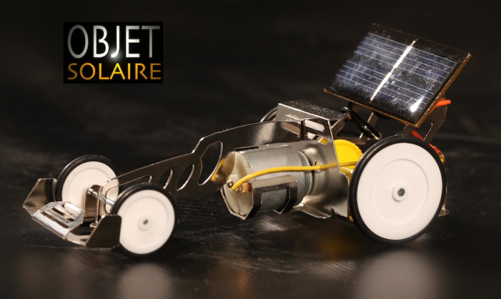 Kit voiture solaire