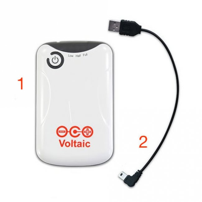 Chargeur Solaire Voltaic Fuse 6W