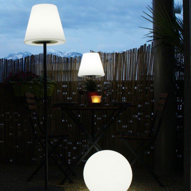 Solaire Arte LampeLampadaire 130 Terrasse De Lumens DI9W2EHeY
