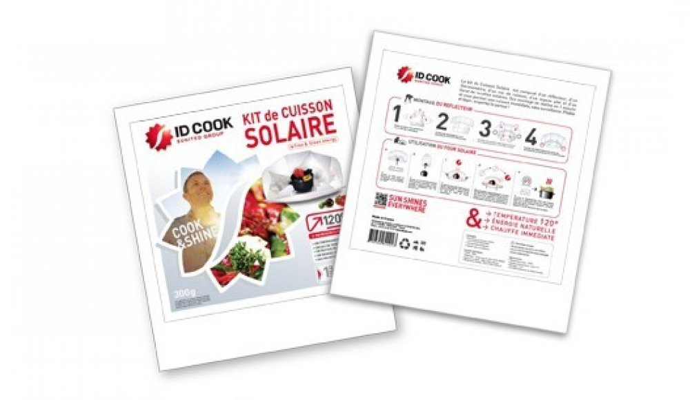 Four Solaire Nomade EASYCOOK