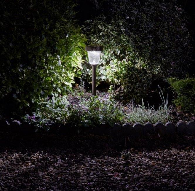 Verre Led Lumens Inox Lampe Solaire 50 Capella rdoeBxWC