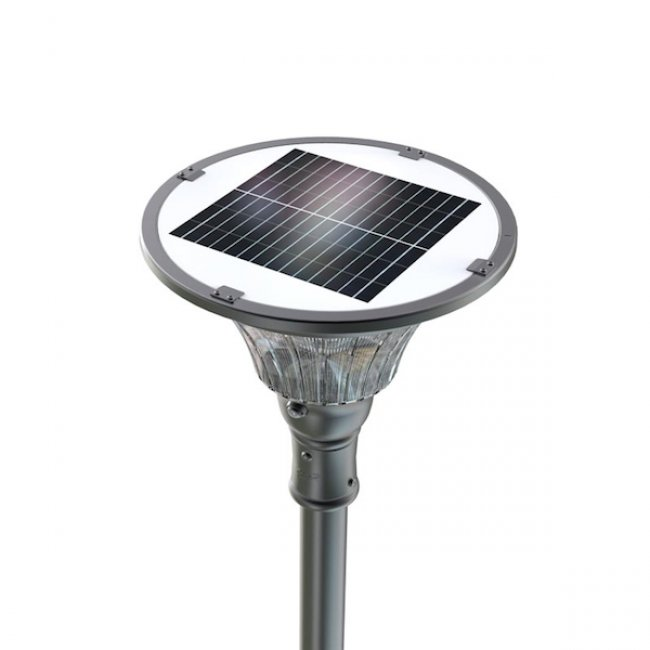 Lampadaire Solaire Puissant 2000 Lumens ZS-LL21