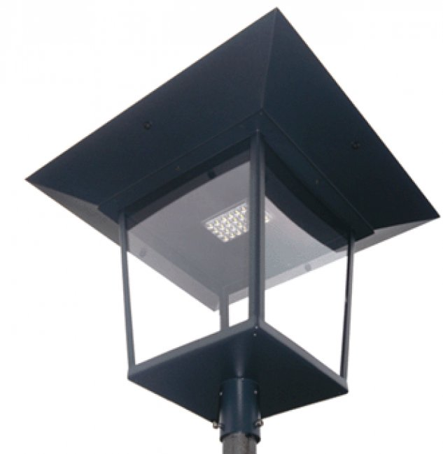 Lampadaire solaire SunnyLed City 50A