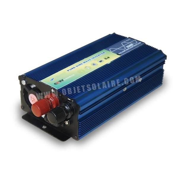 Kit Solaire Complet 100W-12-230V-50A mono