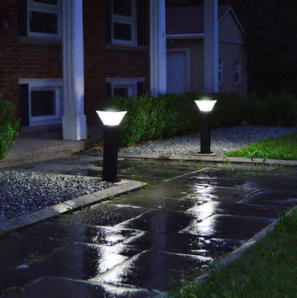 Eclairage Solaire De Jardin Sur Le Site Internet Objetsolaire